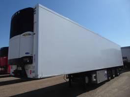 refrigerated semi trailer Pacton Carrier Vector Silentpack, LWB, BLumenbreit, 260 Hoch, BPW, Stang gelenk... 2005