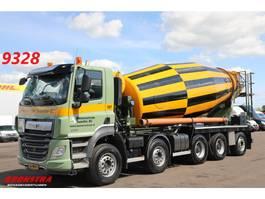 concrete mixer truck DAF CF 420 10X4 Stetter AM 15m3 Betonmixer 2019