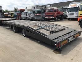 car transporter trailer Draco **TRUCKLOADER-BPW AXXLE-RAMPS** 2006