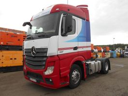 cab over engine Mercedes Benz Actros 2012