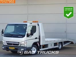 loading ramp - car transporter lcv Mitsubishi Fuso Canter 3C15 3.0 150PK Tijhof Autotransporter Oprijwagen Zeer mooie ... 2007