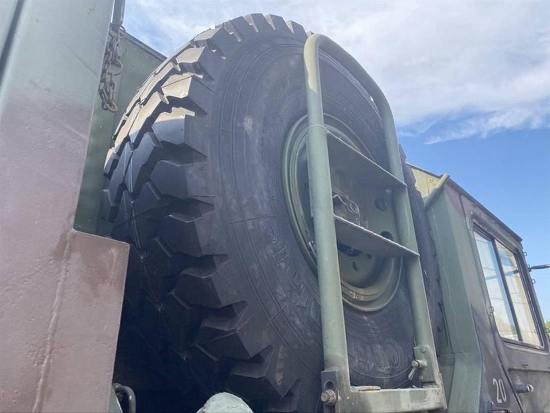 MAN Kat 1 6x6 | Militär-LKW - TrucksNL