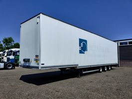 mega-volume semi trailer Talson F 1227 3-assen BPW - Rollerbanen Hydraroll - Confectie wanden - 3 stuks!... 2007