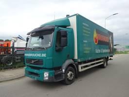 closed box truck > 7.5 t Volvo FL 240 !! 253.000 KM !! 2007