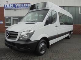 city bus Mercedes-Benz Sprinter 513 cdi Rollstuhl Evo-Citybus ,Klima, Standheizung