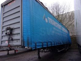 other semi trailers General Trailers TX34CW 2001
