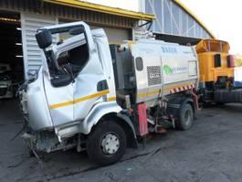 road sweeper Renault Midlum 2013