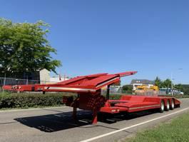 PKW-Transporter Auflieger Oszan 3-asser trucktransporter SAF / uitschuifbaar / lier 2017