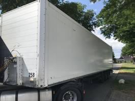 geschlossener Kasten Auflieger Schmitz Cargobull SKO 24 Box Trailer 2 x lift assen 2004
