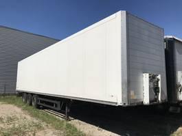 полуприцеп-закрытый короб Schmitz Cargobull SKO 24 Box Trailer 2 x lift assen 2004