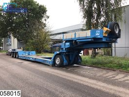 Tieflader Auflieger Nicolas Lowbed  76000 KG,  2,50 mtr Extendable, 3,5 inch/Duim kingpin, Lowbed, B... 2009
