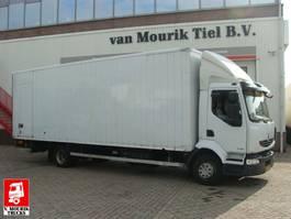closed box truck > 7.5 t Renault MIDLUM 220.12   EURO 5    BZ-TV-06 2012