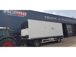 refrigerated trailer Draco AZS 220 2000