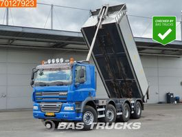 tipper truck > 7.5 t Ginaf X4243 8X4 NL-Truck Manual Wide-Spread Euro 5 2010