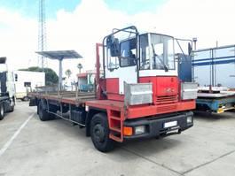 platform truck MAN 18.232 6 cylinder iron carrier truck 1995