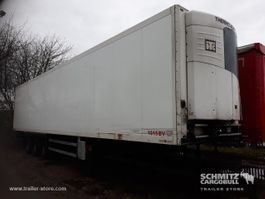 refrigerated semi trailer Schmitz Cargobull Diepvriesopbouw Multitemp 2010