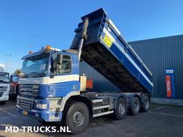 tipper truck > 7.5 t Ginaf X 4446 TS  430  manual 8x8  NL 2006