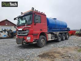 container truck Mercedes Benz Actros 3555 2010