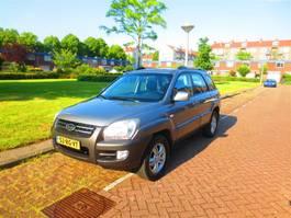 samochód osobowy terenowy 4x4 Kia SPORTAGE 2.0 CRDI , 4X4, AUTOMAAT, AIRCO-ACC 2005