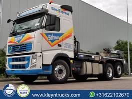container truck Volvo FH 13.500 schmitt silosteller, 2013