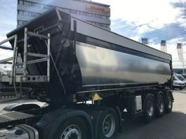 tipper semi trailer Meiller MHPS 16/27 ISO / Leasing 2019