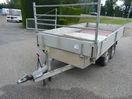 flatbed car trailer Anssems PS plateauwagen inruil opknapper 1999