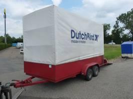 tilt car trailer Hapert K 2000 inruil remmen ? 1992