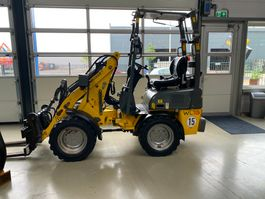 wheel loader Wacker Neuson WL18 2012