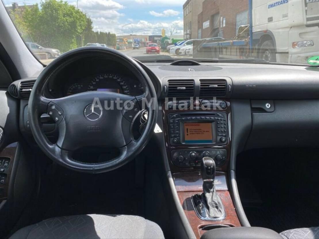 Stretchlimousine Mercedes Benz C-Klasse Lim. C 200 Kompressor Automatik / Navi
