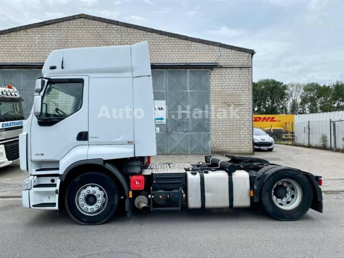 Standard SZM Renault Premium 460 DXi Euro 5 Silo Kompressor