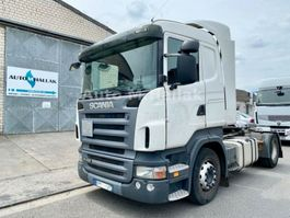 tracteur standard Scania R 420 / Manualgear / Retarder / Klima / Euro 4