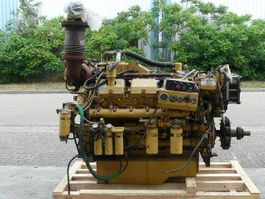 engine equipment part Caterpillar 3412 Marine