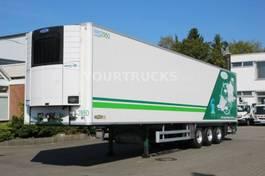 refrigerated semi trailer Chereau Carrier Vector 1950MT + Strom/Tri-Multi-Temp/FRC 2013