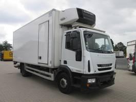 refrigerated truck Iveco ML140E22 Frigo ATP Klima, manual gearbox, 2010
