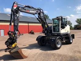 wheeled excavator Schaeff TW110 2017