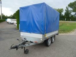 tilt car trailer Saris plateauwagen met huif 2003