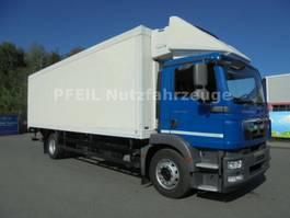 refrigerated truck MAN TGM 18.290  -Tri-Multi-Temp-3 Kammern- MBB- TOP 2012
