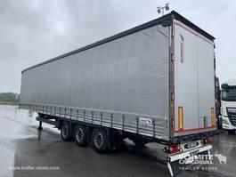 sliding curtain semi trailer Schmitz Cargobull Schuifzeil Mega 2015