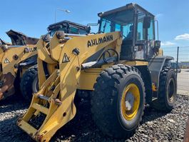 wheel loader Ahlmann AZ 210 2007