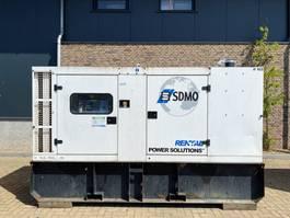 generator SDMO R165 John Deere Leroy Somer 165 kVA Supersilent generatorset 2008
