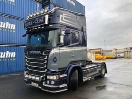 cab over engine Scania R520 Topline 2xTanks / Leasing 2014
