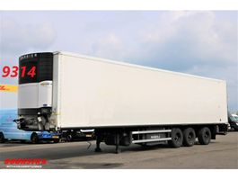 refrigerated semi trailer Groenewegen ROZ-12.27 Carrier Vector 1800 Laadklep Liftas 2003