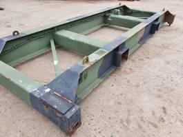 Mast Containerlader Caterpillar 20ft spreader 1900
