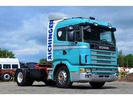 cab over engine Scania 124L 420 2001 AC / RET 2001