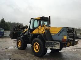 wheel loader Werklust WG35 1990