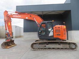 crawler excavator Hitachi ZX 225 US LC-5 B 2015