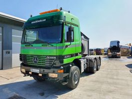 cab over engine Mercedes Benz ACTROS 3353 AS 6x6 tractor head - SPRING 2003