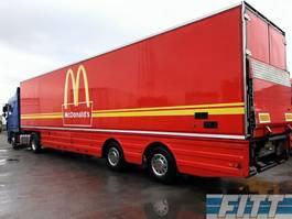 refrigerated semi trailer Floor 1997 2ass koeler 2 temp 1997