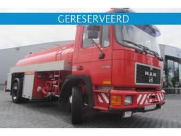 fire truck MAN 17.232 Watertank 1990