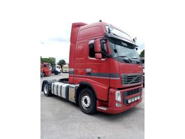 cab over engine Volvo FH420 double tanks XL CABINE - very good condition - BELGIAN TRUCK 2013